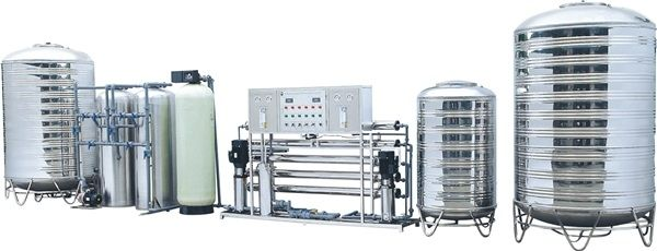10ton water treatment system