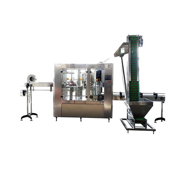 16-12-6 pure water filling machine