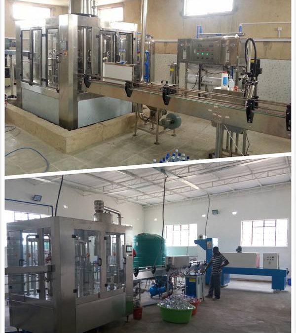 3000BPH Small Bottle Plant Nigeria-600