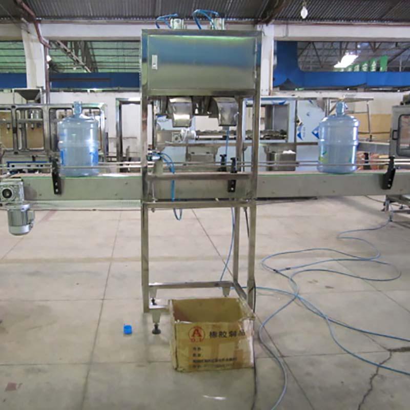 5Gallon Automatic Decapper