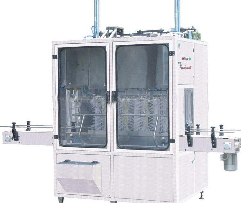 Bottle Exterior Washing Machine