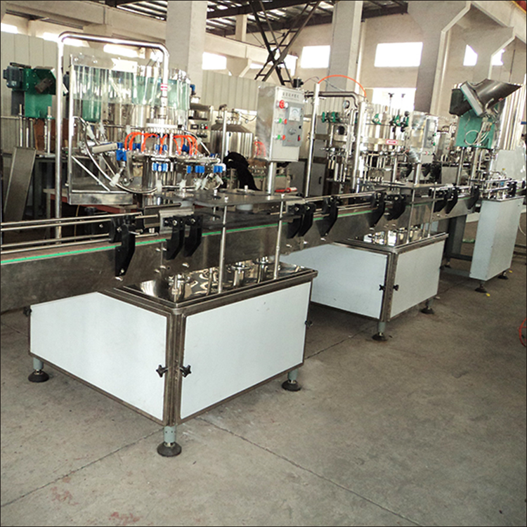 12-12-1 Filling machine