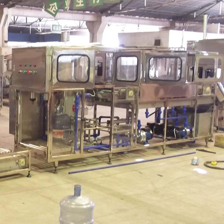 5 Gallon water filling machine
