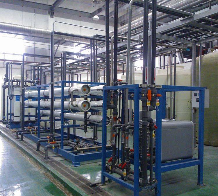 EDI Ultra Pure Water System