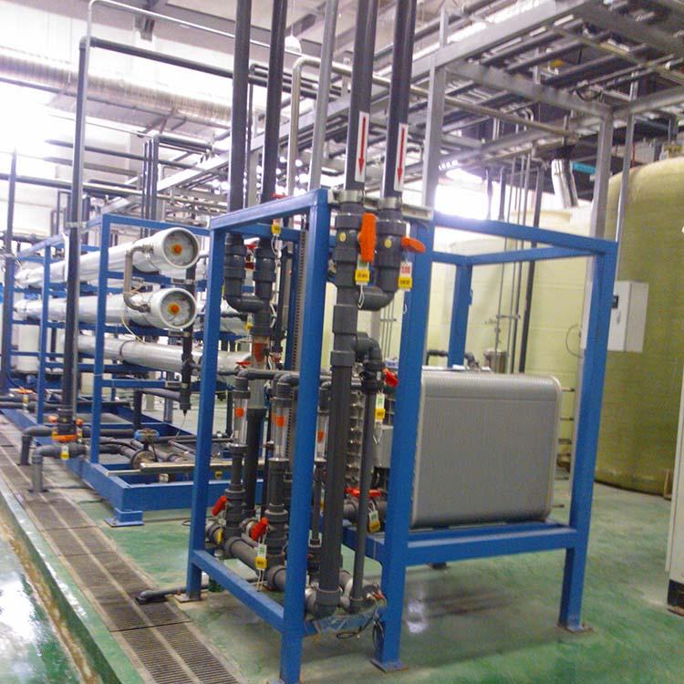 RO EDI Ultra Pure Water System
