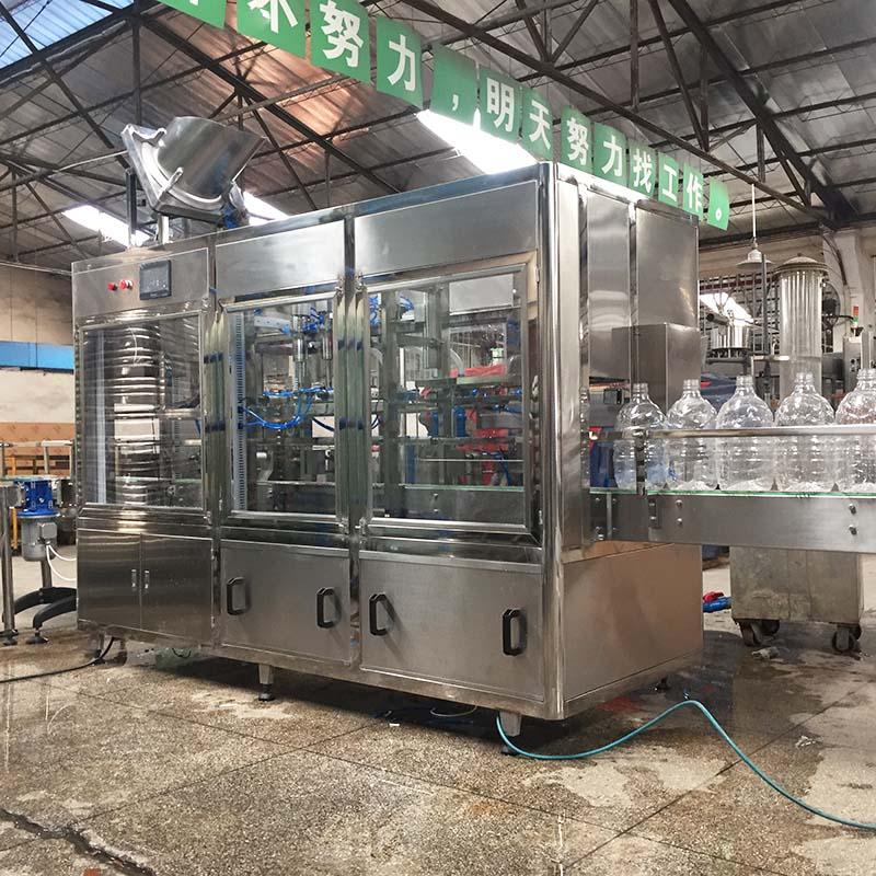 5L Automatic Water Bottle Filling Machine