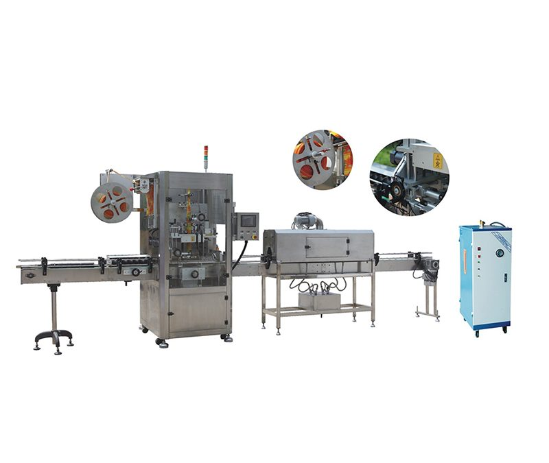 Automatic Sleeve Labeling Machine99