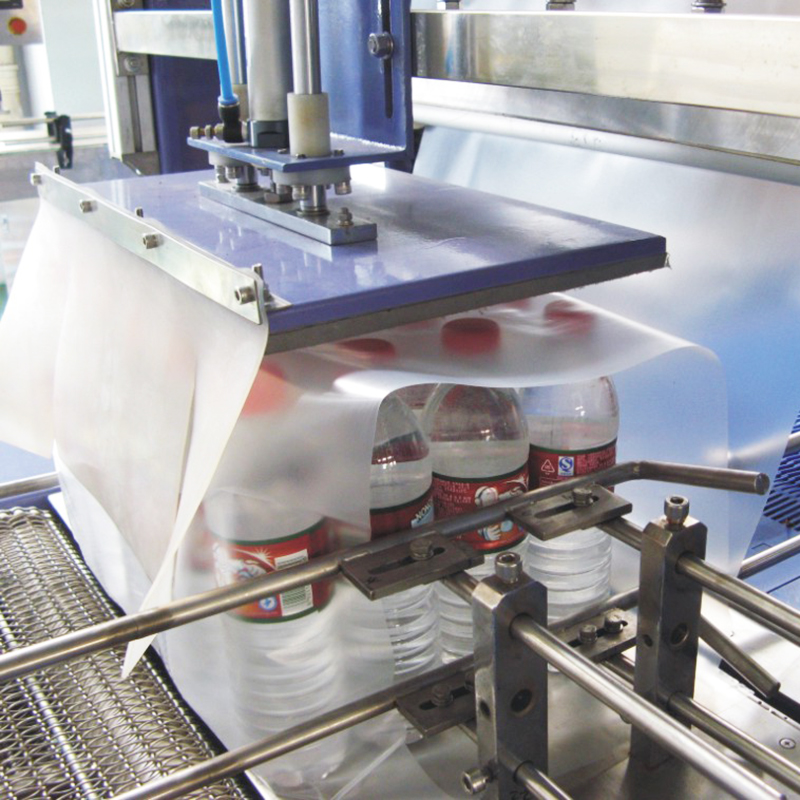 Shrink -Wrapping Machine