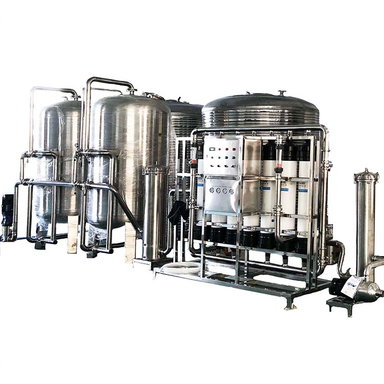 15T/H Water Purification Systems