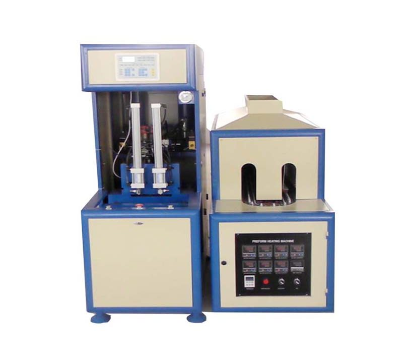 Semi-Automatic Bottle Blow Molding Machine