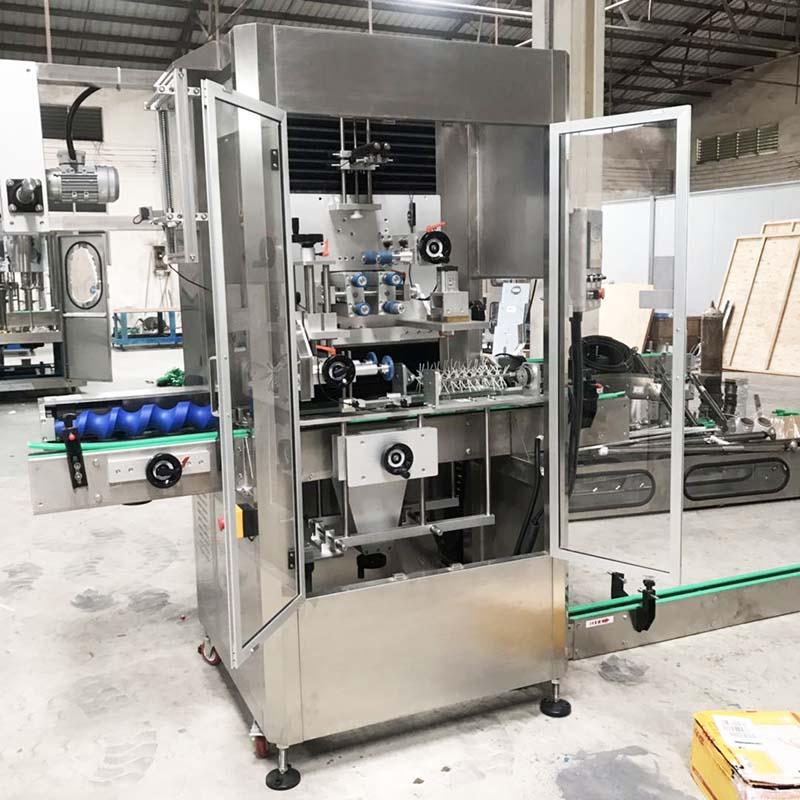 PVC Labeling machine