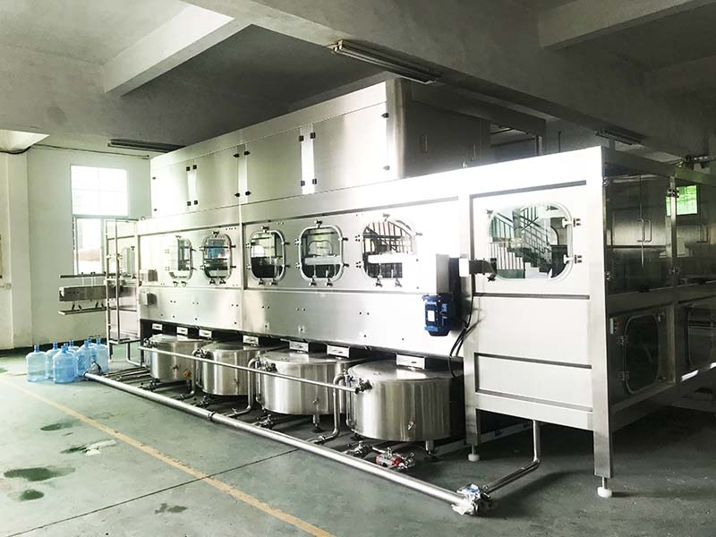 1200BPH 5 Gallon filling machine