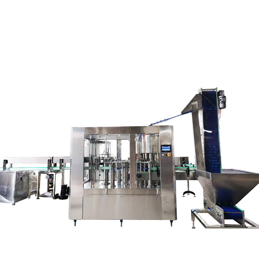 16-12-6 filling machine