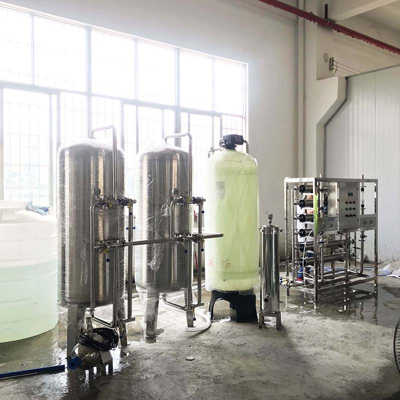 SUS304 Pipe of  Ultrafiltration Equipment System