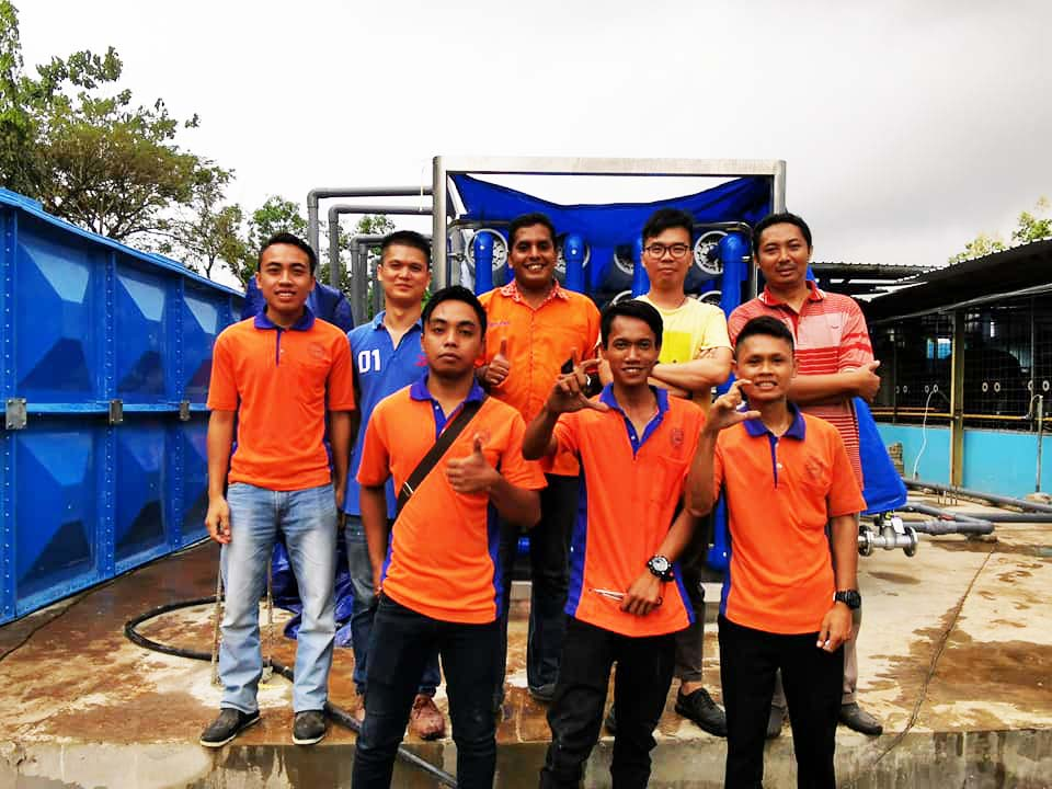 Indonesia water treatment Solution