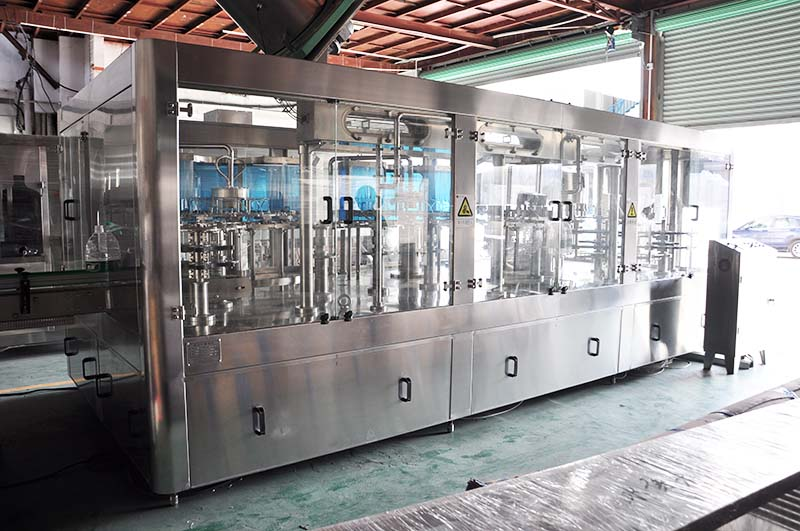 5L water filling machine