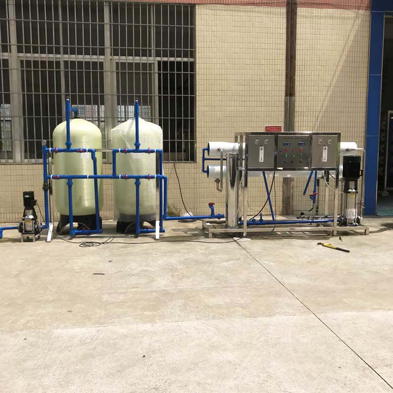 50000L/H RO Water system