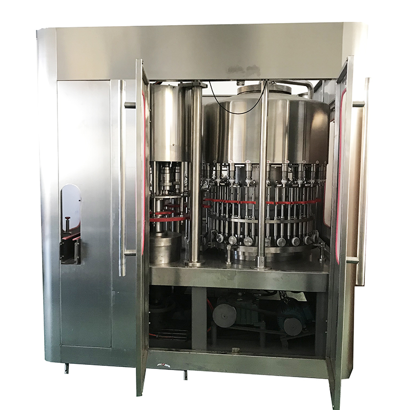 3 in 1 Washing, Filling and Capping Machine