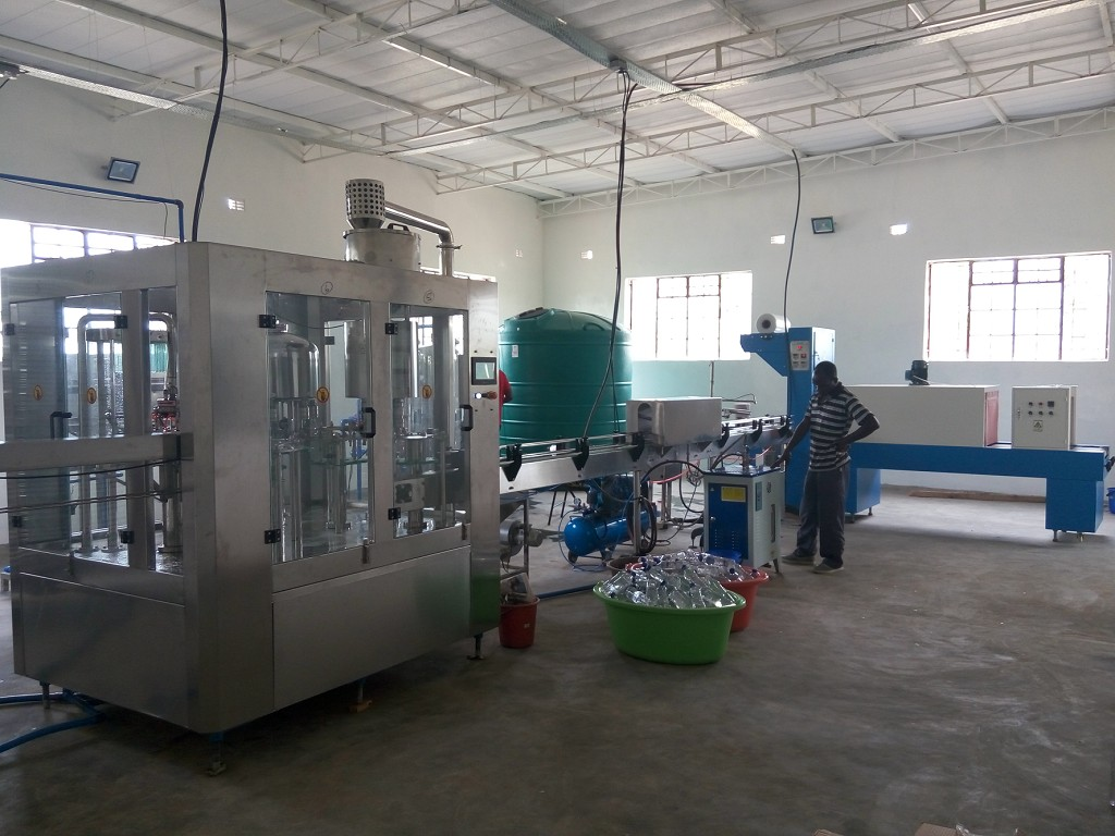 Zimbabwe water solution