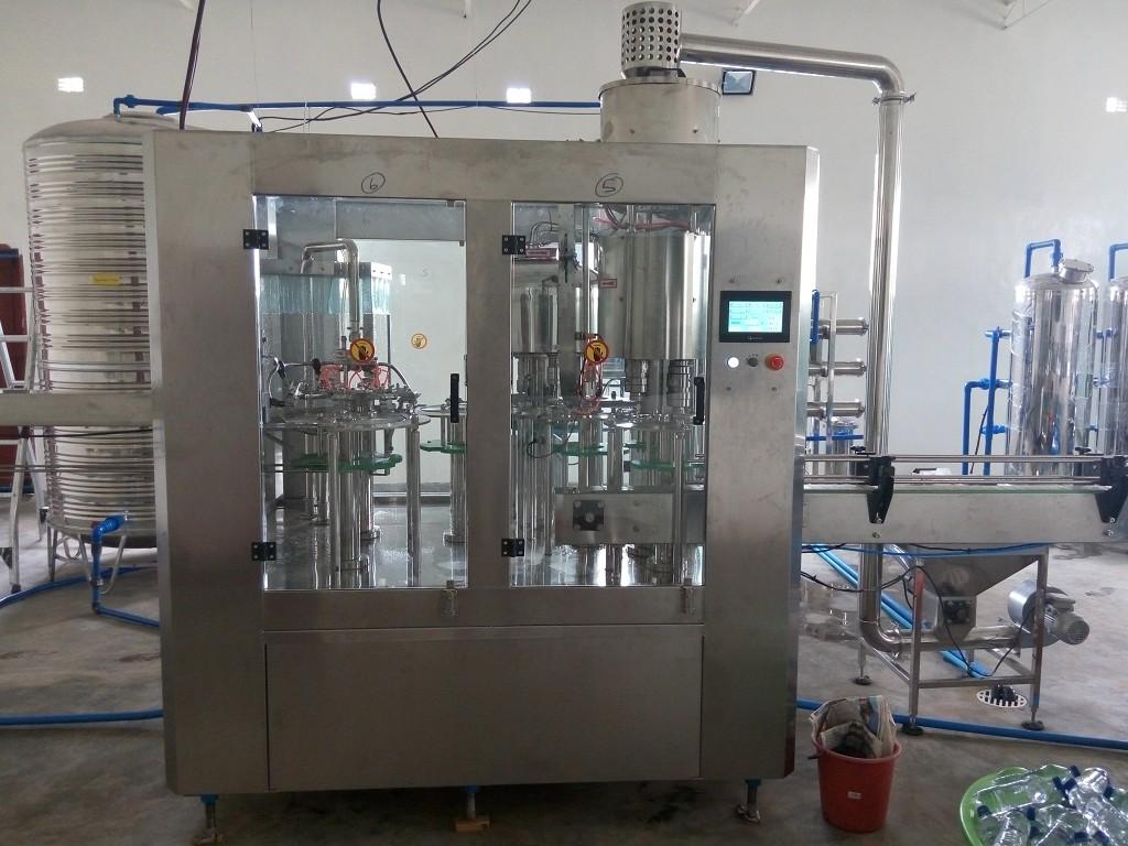 Zimbabwe-3in1 Filling Machine
