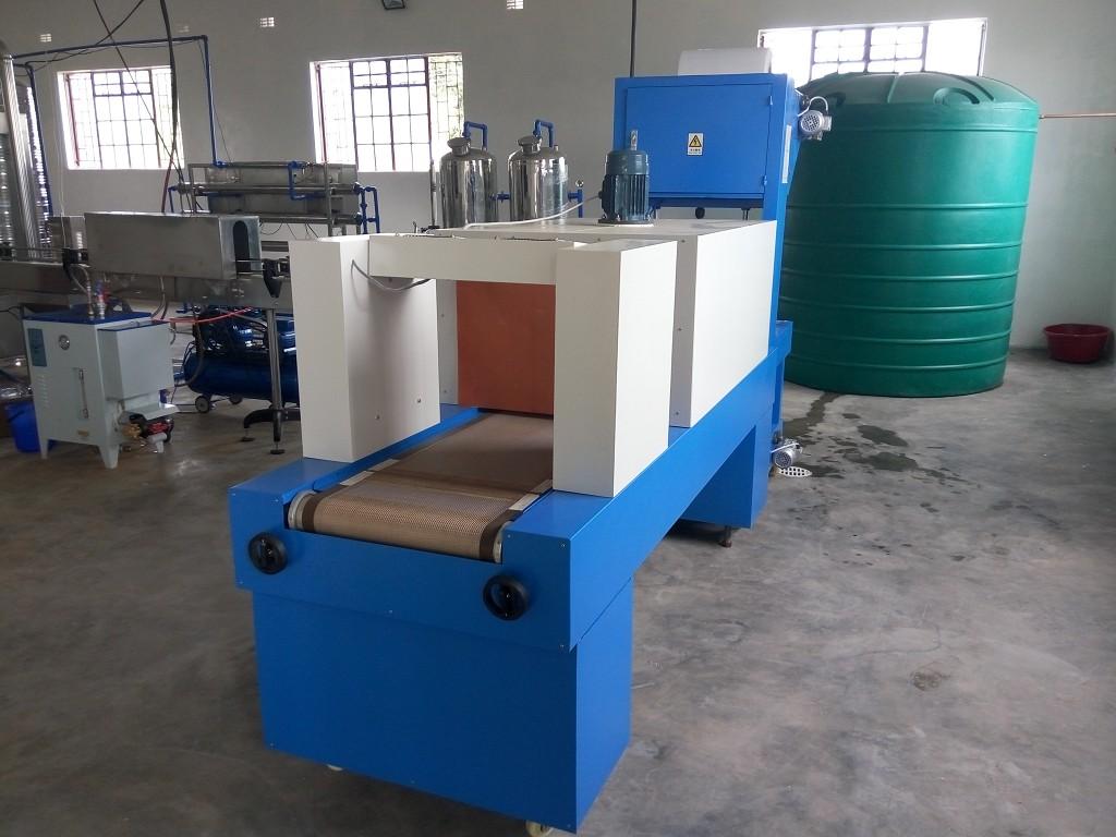Zimbabwe-Semi-auto Shrink Wrapping Packing Machine2