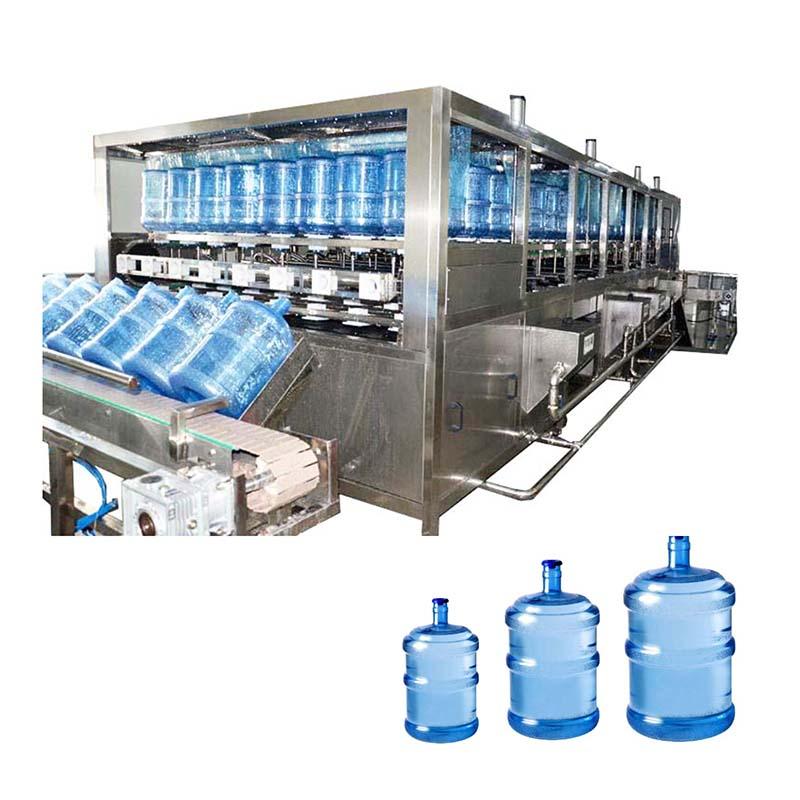 bottle drinking water filling machine