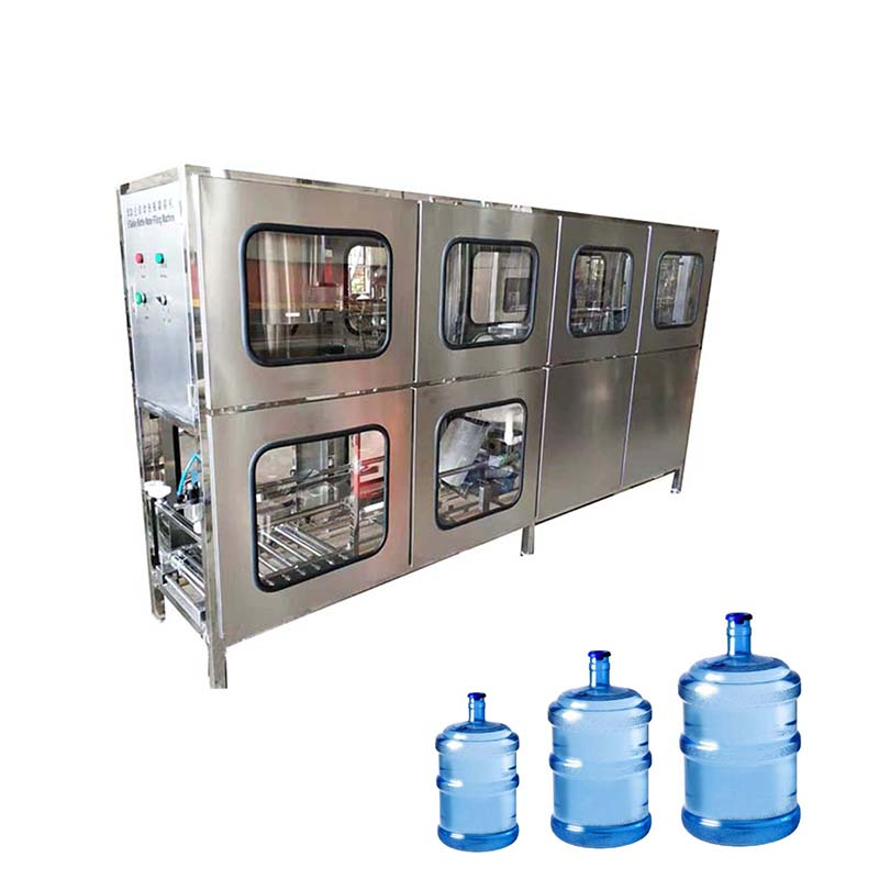 100PBH water filling machine
