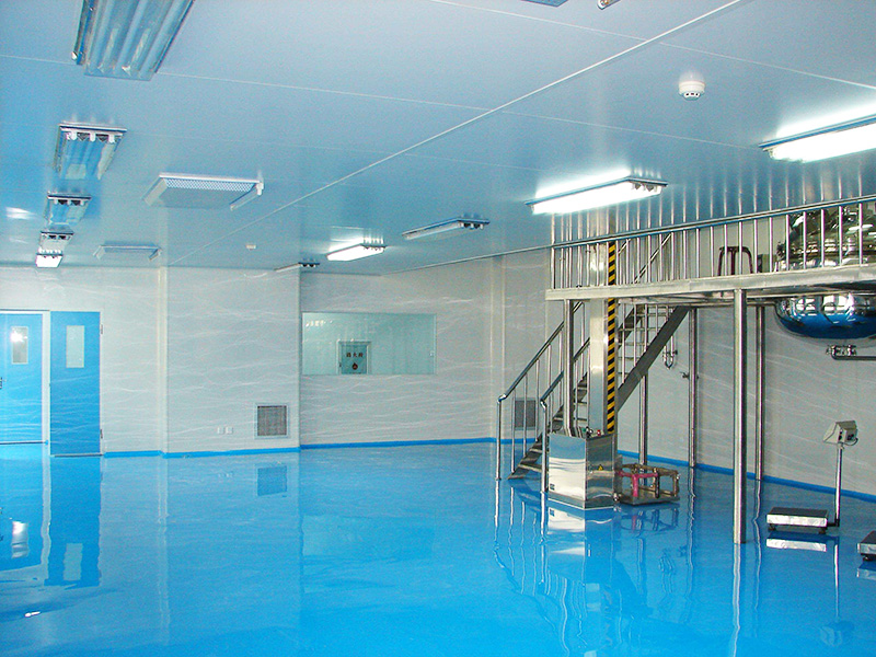 Clean Room For Pharmaceutical Modular Clean Room