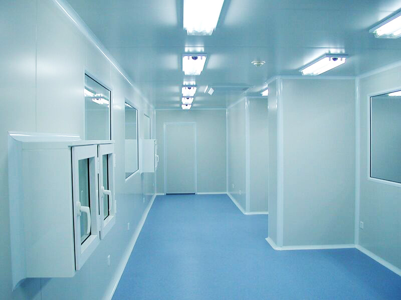 Clean Room For Pharmaceutical Modular Clean Room