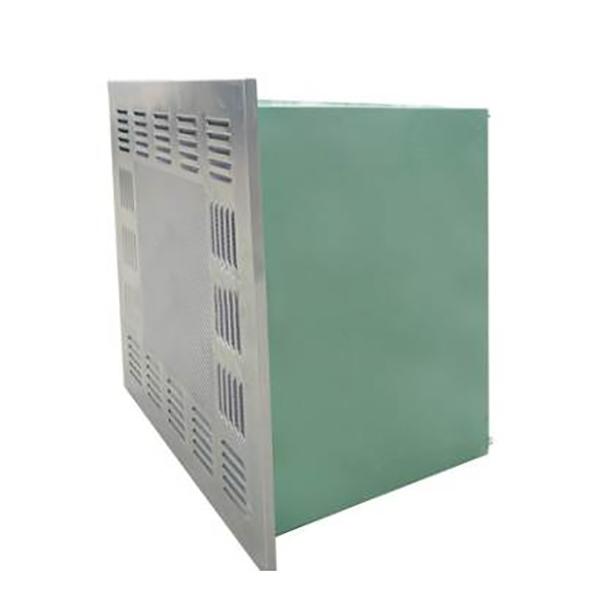 Cleanroom Diffsuer Plenum Hepa Filter Box