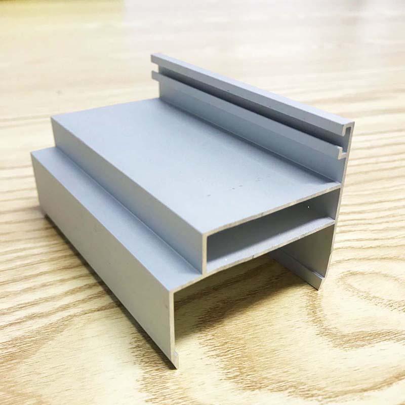 Double door material