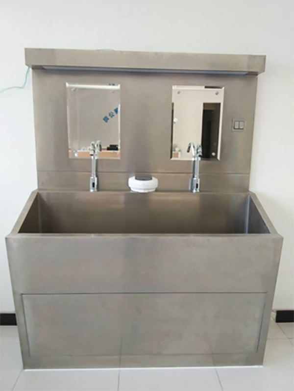Stainless Steel Hand Washing Sink