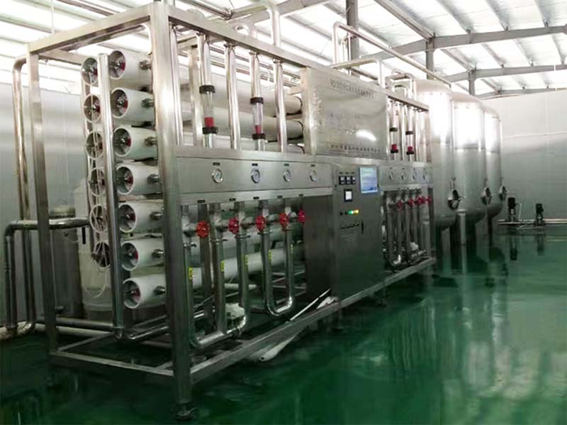 GMP Clean Room for Water Treatment