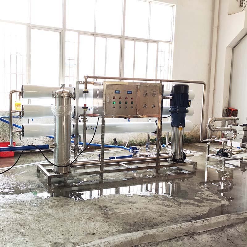 10000L/H RO water treatment system