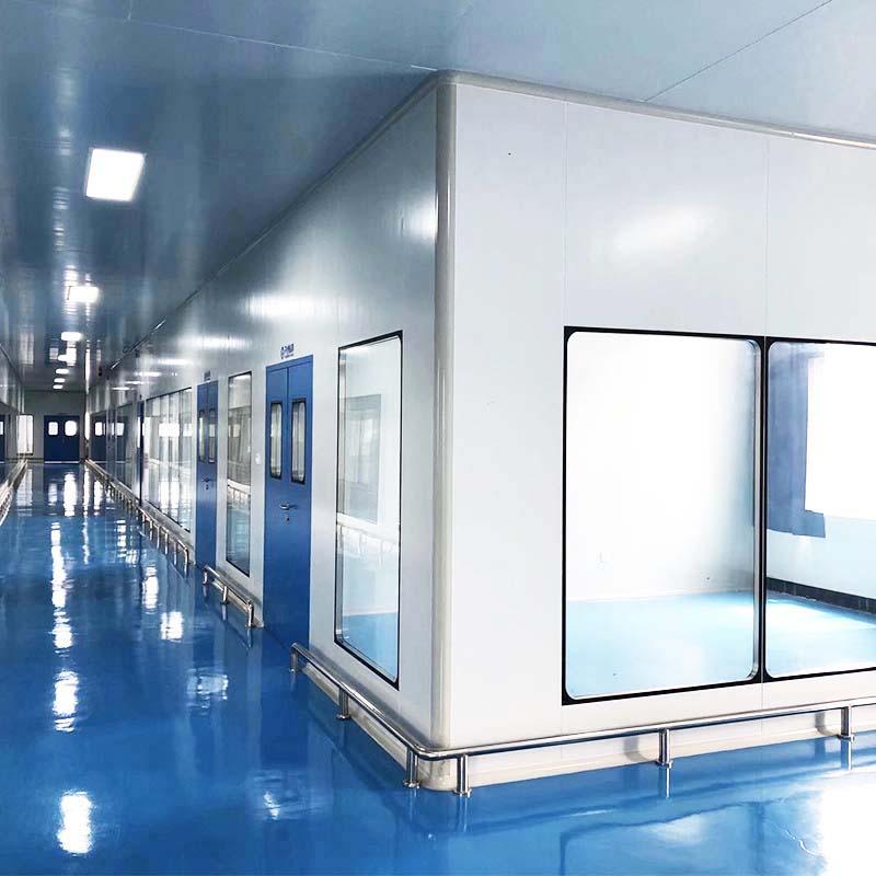 GMP Pharmaceutical Clean Room Window