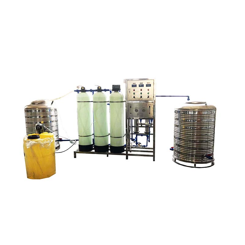 500LPH RO water system