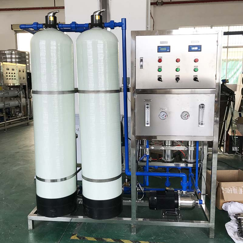 1000L/H RO water treatment