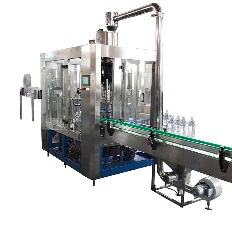 Beverage water filling machine