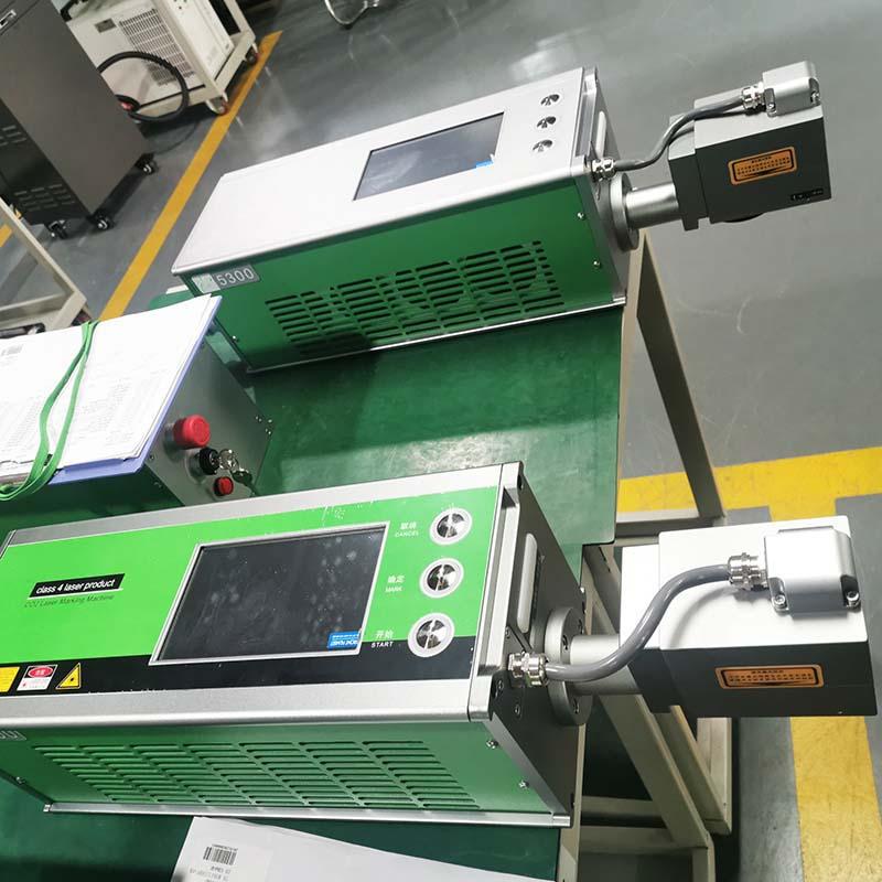 30W Laser making machine