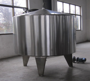 Finish Fruit Insulation Tank