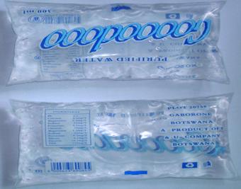 Sachet drinking water (300ml)