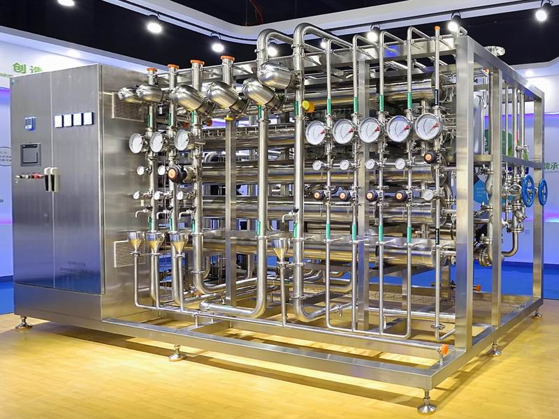 RO+EDI Ultra pure water system