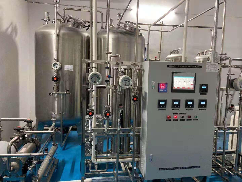EDI Ultra pure water equipment
