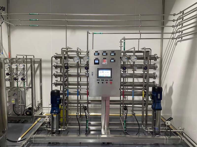 Multiple distillation