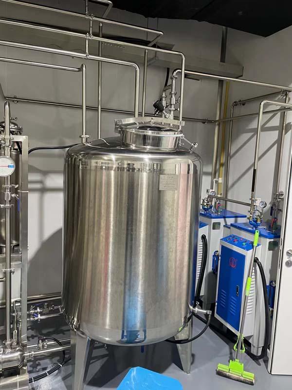 SUS 316L water tank