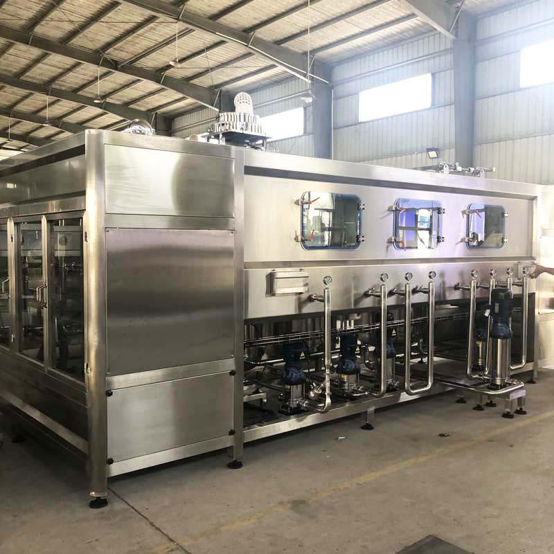 600BPH 5 Gallon filling machine