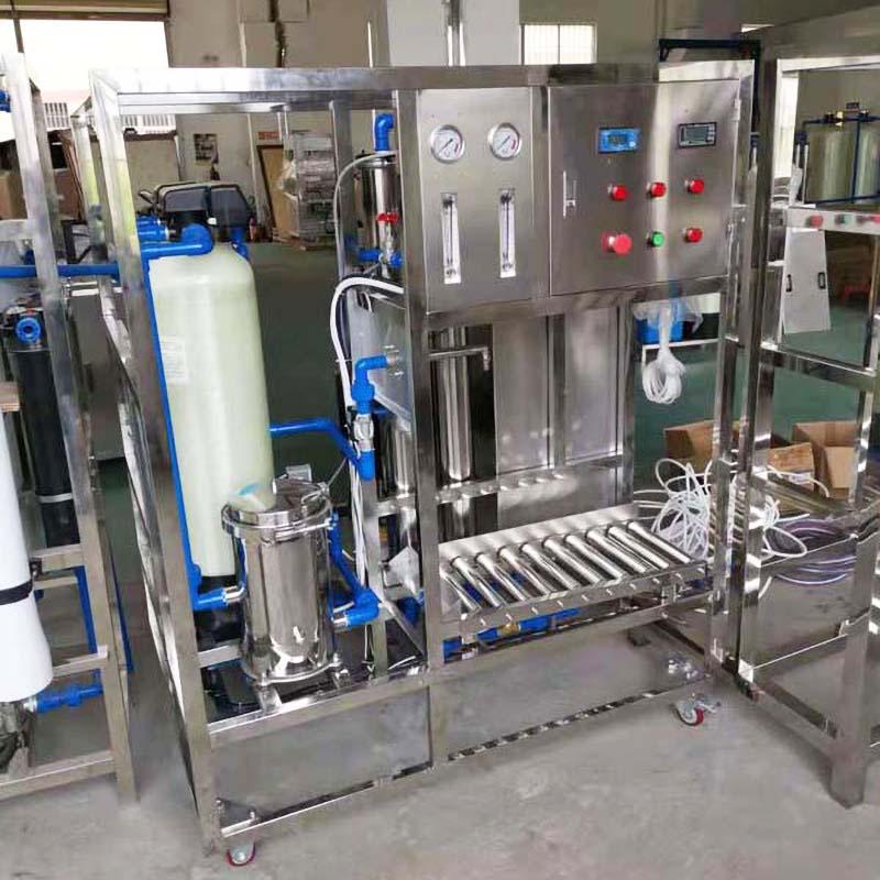 5 gallon bottled water  filtering filling machine
