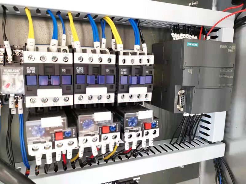 PLC control sytem