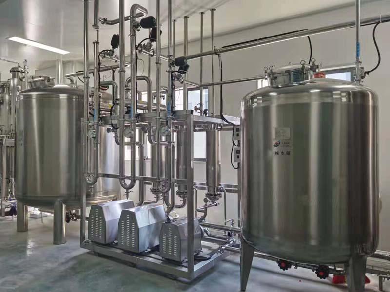 EDI Ultra-purification treatment